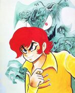 Akira manga color