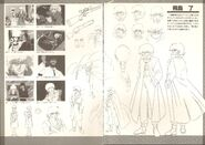 The Devilman Artbook 92-93