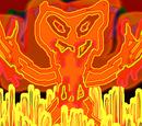 Glow Burning (Terrible Orange)