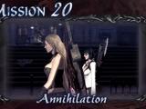 Annihilation (Lady/Trish)