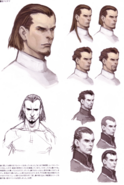 Devil May Cry 4 Devil's Material Collection Credo concept art 5