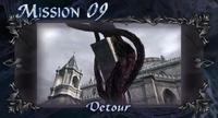 DMC4 SE cutscene - Detour