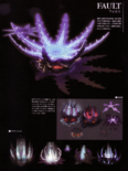 Devil May Cry 4 Devil's Material Collection Fault concept art