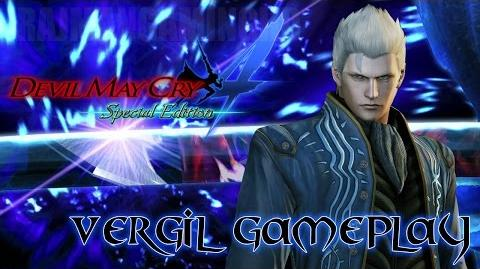 Devil May Cry 4 Special Edition - Vergil PS4 Gameplay 60fps (DMC4) HD