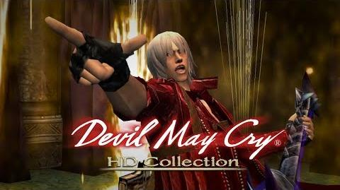 Devil May Cry HD Collection - PC, PS4, Xbox One