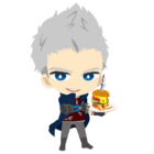 Capcom Cafe DMC5 Nero