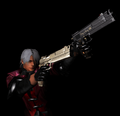 DMC Dante with Ebony and Ivory