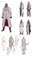Devil May Cry 4 Devil's Material Collection Credo concept art 3