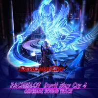 PACHISLOT Devil May Cry 4 ORIGINAL SOUND TRACK