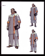 Devil May Cry 4 Devil's Material Collection Agnus concept art 2