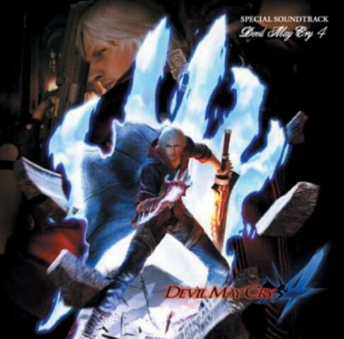Archivo:Devil May Cry 4 Special Soundtrack Cover.jpg