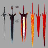Devil Sword Dante concept DMC5