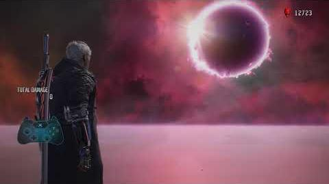 Devil may cry 5 - void