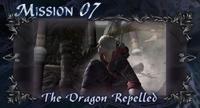 DMC4 SE cutscene - The Dragon Repelled