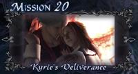 DMC4 SE cutscene - Kyrie's Deliverance