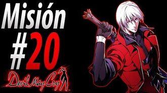 """Devil May Cry 1 HD Español Misión 20 """"Duelo con la Pesadilla"""""""