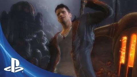 PlayStation® All-Stars Battle Royale™ - Dante Trailer