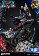 Punch Line on Nero's Prime1 Studio statue
