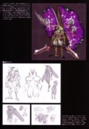 Devil May Cry 4 Devil's Material Collection Angelo Agnus concept art 2