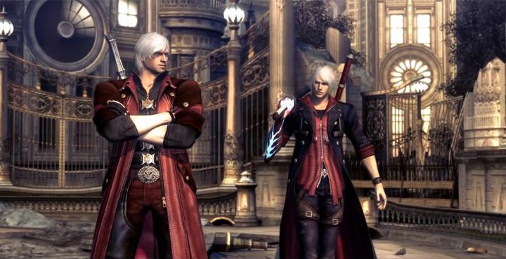 Nero Devil May Cry Wiki Fandom