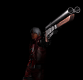 DMC Dante with Shotgun