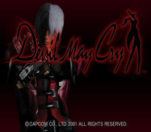 DMC Title Screen