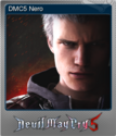 Devil May Cry 5 Card Foil 2