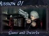 Guns and Swords