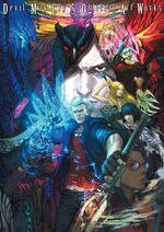 Devil May Cry 5 Official Art Works cover
