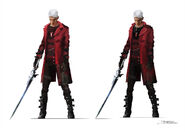 Devil May Cry Character Art 8A