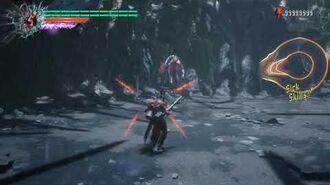 DevilMaycry5 Dante - Mission12 DMD Rank S GamePlay