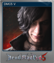 Devil May Cry 5 Card Foil 1