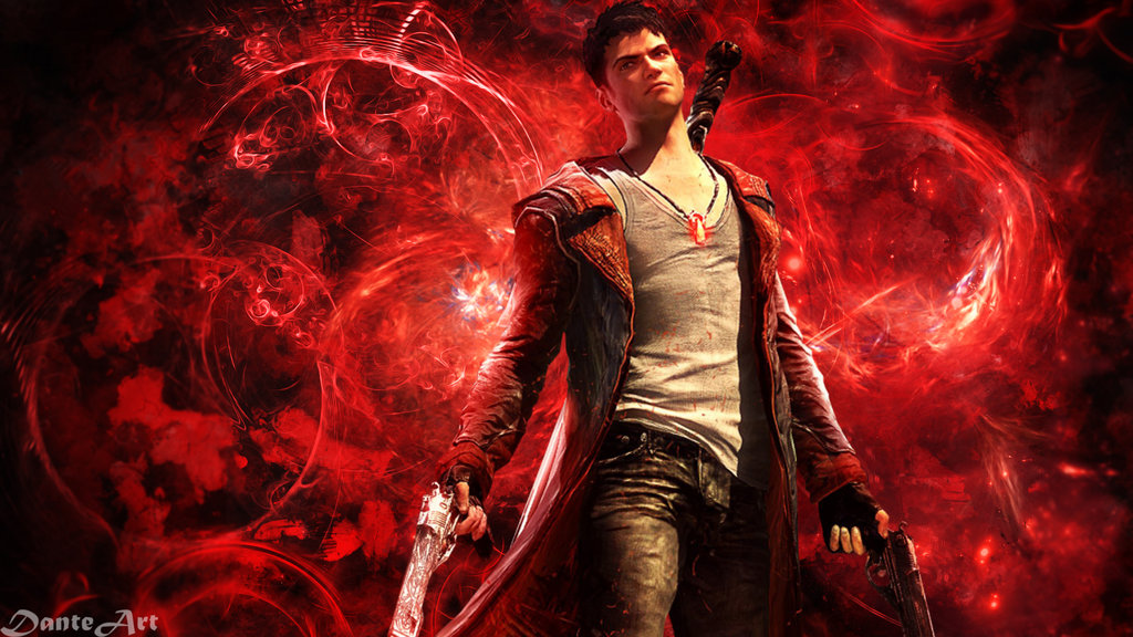 Image dmc devil may cry dante wallpaper by danteartwallpapers dmc devil may cry dante wallpaper by danteartwallpapers d6n2aieg voltagebd Images