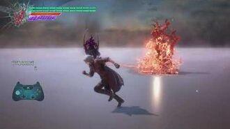 Easy strategy against Hell Judecca (Dante) - Walkthrough