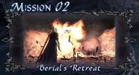 DMC4 SE cutscene - Berial's Retreat