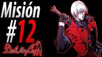 """Devil May Cry 1 HD Español Misión 12 """"Buque Fantasma"""""""