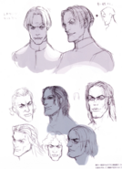 Devil May Cry 4 Devil's Material Collection Agnus concept art 3