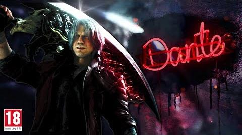 Devil May Cry 5 - Dante Combat Video