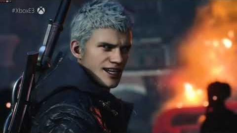 Devil May Cry 5 Reveal Trailer - E3 2018