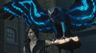 V (Devil Man Cry 5) 2