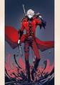 DMC5 Visions of V Dante