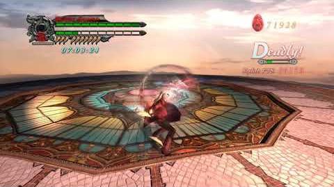 Deflecting Gladii with Royal Guard.-3