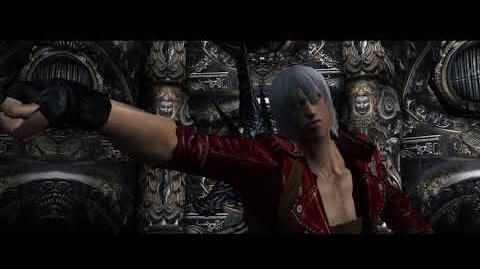 Dante Acquires Doppelganger