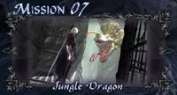 DMC4 SE cutscene - Jungle Dragon