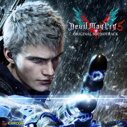 Devil May Cry 5 Original Soundtrack cover