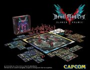 Devil May Cry The Bloody Palace board game