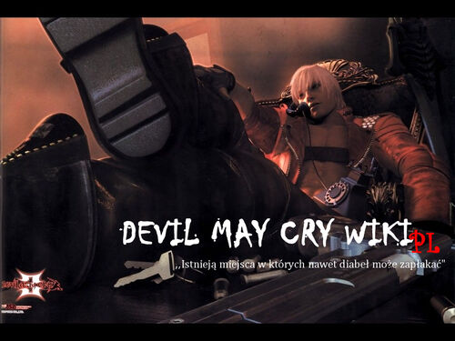 Devil May Cry WIKI PL baner