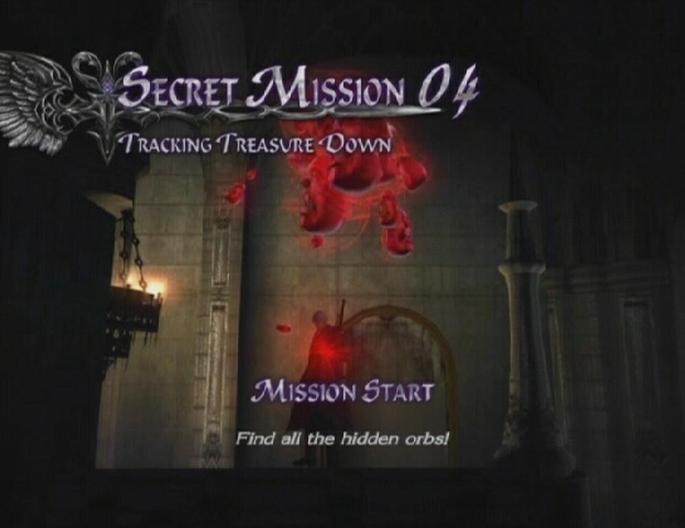devil may cry 5 geheimmission