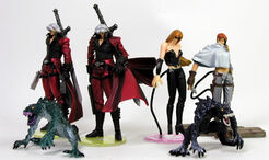 Devil May Cry 2 figuras