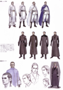 Devil May Cry 4 Devil's Material Collection Credo concept art 6